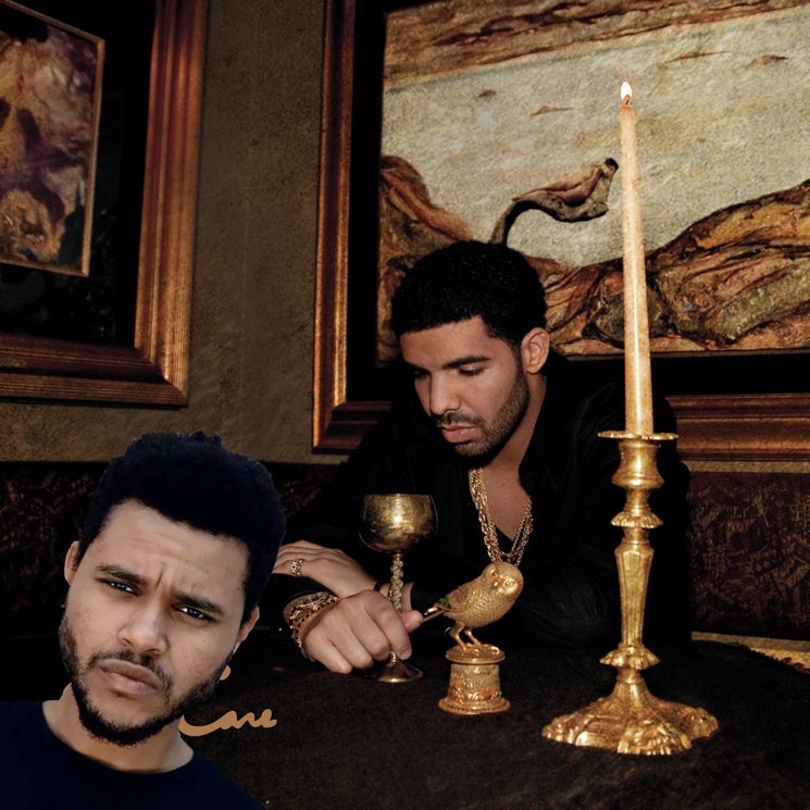 Hear the Weeknd's Reference Track for Drake's 'Crew Love'