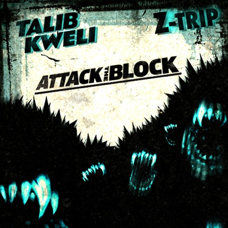 Talib Kweli 'Attack the Block' (mixtape)