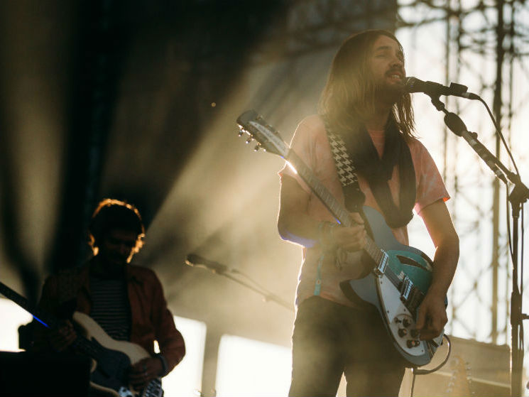 Tame Impala Sasquatch Stage, George WA, May 25