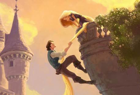 Tangled [Blu-Ray] Nathan Greno, Byron Howard