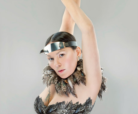 Tanya Tagaq Anger Management