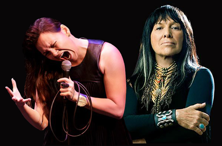 Tanya Tagaq and Buffy Sainte-Marie Are Recording Together