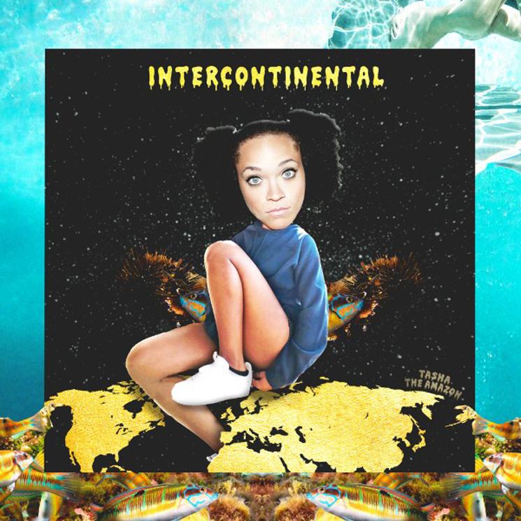 "Tasha the Amazon ""Intercontinental"""