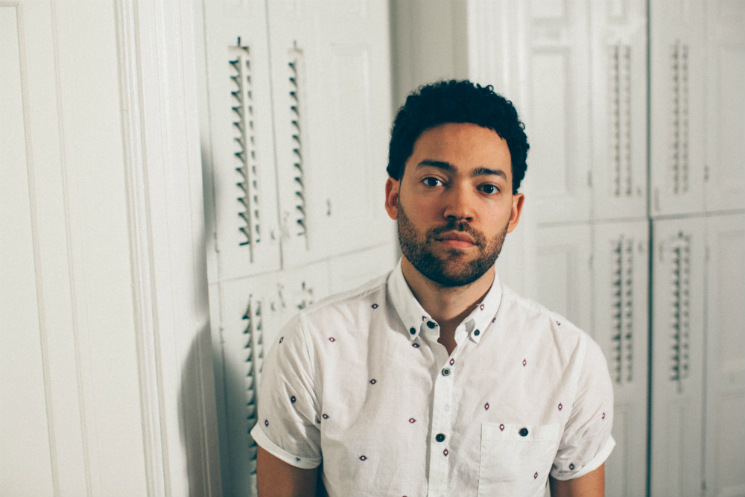 Taylor McFerrin L'Astral, Montreal QC, July 4
