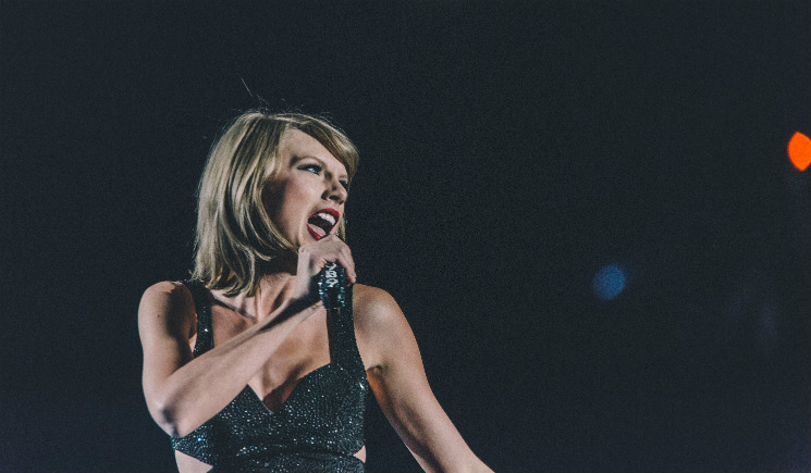 Taylor Swift Rogers Centre, Toronto ON, October 2