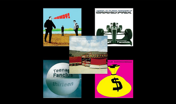 Teenage Fanclub Launch Vinyl Reissue Campaign