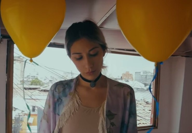 "Tei Shi ""See Me"" (video)"