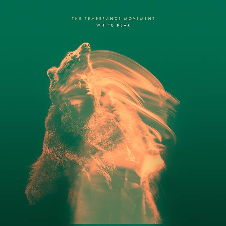 The Temperance Movement 'White Bear' (album stream)