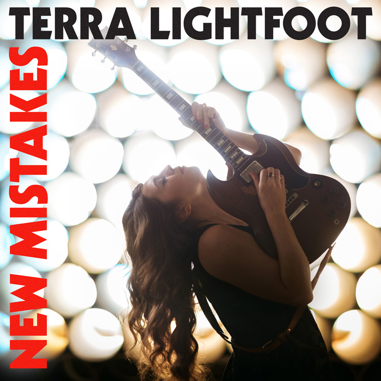 Terra Lightfoot New Mistakes