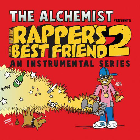 The Alchemist Presents Rapper's Best Friend 2: An Instrumental Series