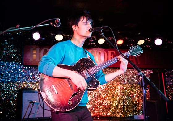 ​The Dodos The Horseshoe Tavern, Toronto ON, March 3