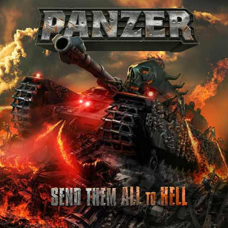 The German Panzer Send Them All to Hell