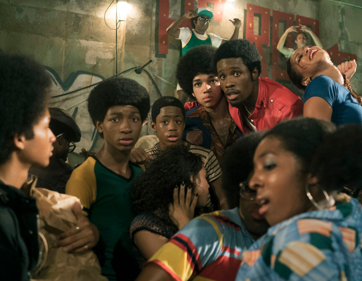 The Get Down Directed by Baz Luhrmann
