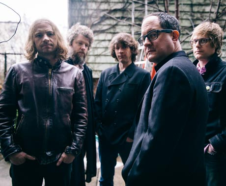 The Hold Steady Moderation Rock