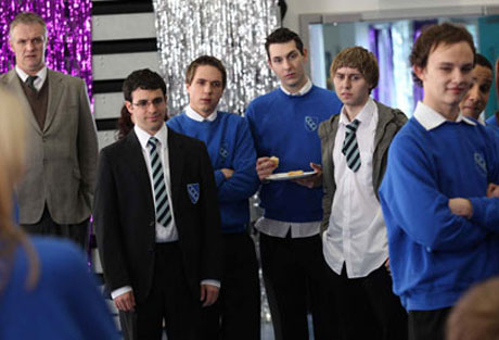 The Inbetweeners: The Complete First Season