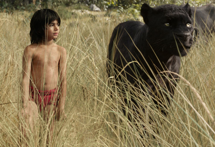 The Jungle Book Directed by Jon Favreau