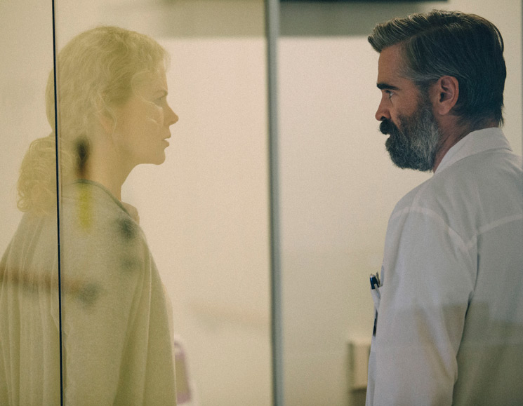 The Killing of a Sacred Deer Directed by Yorgos Lanthimos