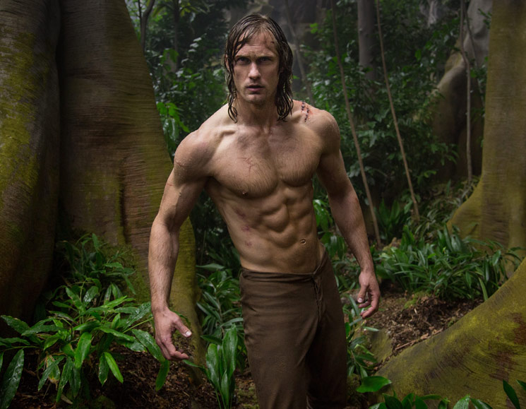 The Legend of Tarzan Directed by David Yates