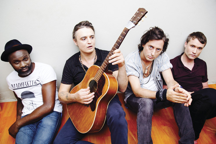 The Libertines Boys in the Band