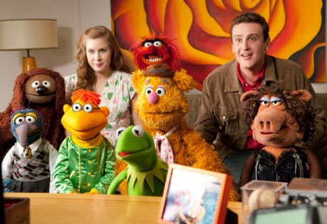 'The Muppets,' 'Hugo' and 'Arthur Christmas' Take Us into This Week's Film Roundup