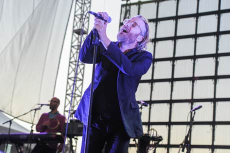 The National Riot Stage, Downsview Park, Toronto ON, September 7