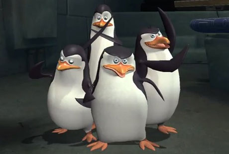 The Penguins of Madagascar: Operation Blowhole