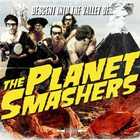 Planet Smashers Descent Into the Valley of the Planet Smashers