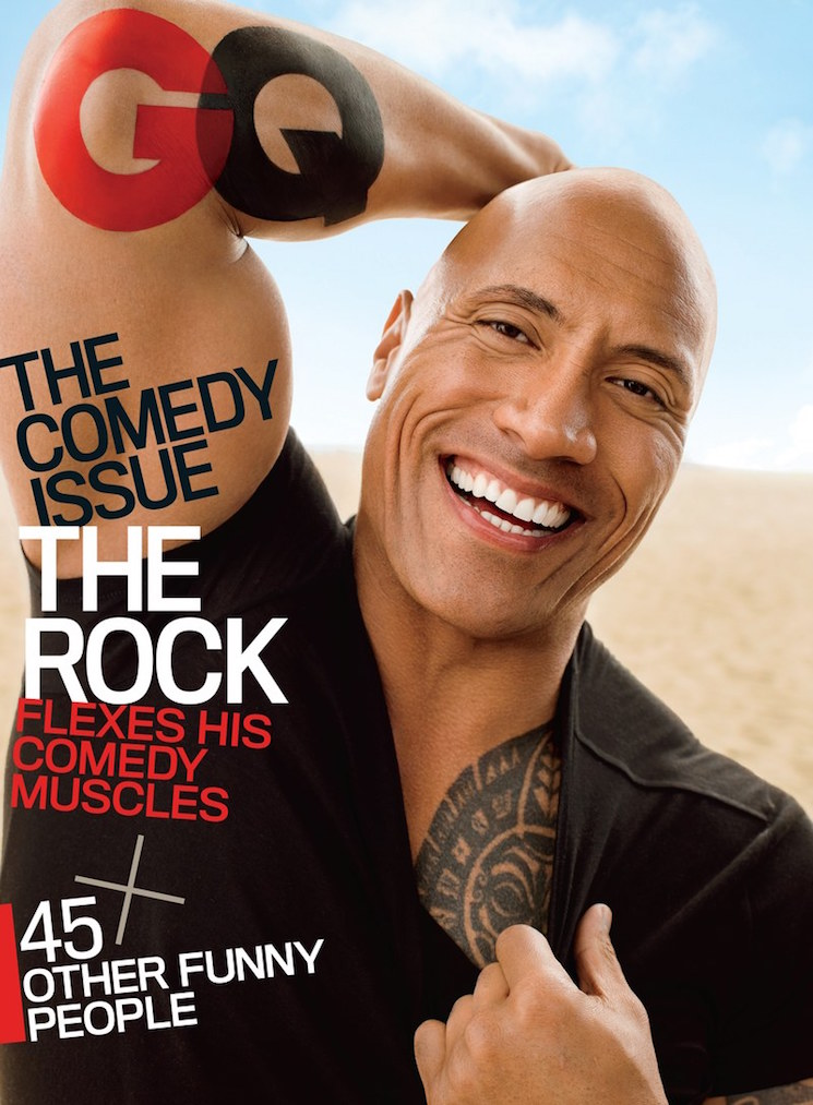 "6 Fascinating Facts We Learned from Dwayne ""The Rock"" Johnson's 'GQ' Cover Story"