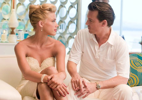 Spend Halloween Weekend with 'The Rum Diary', 'Anonymous' and 'In Time' in Our Film Roundup