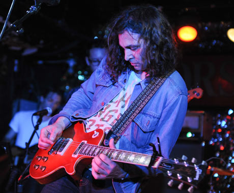 The War on Drugs The Horseshoe Tavern, Toronto ON, April 14