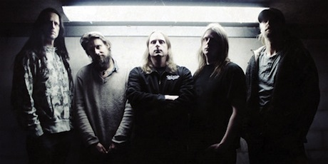 The Haunted's Future Uncertain After Guitarist and Drummer Leave Band