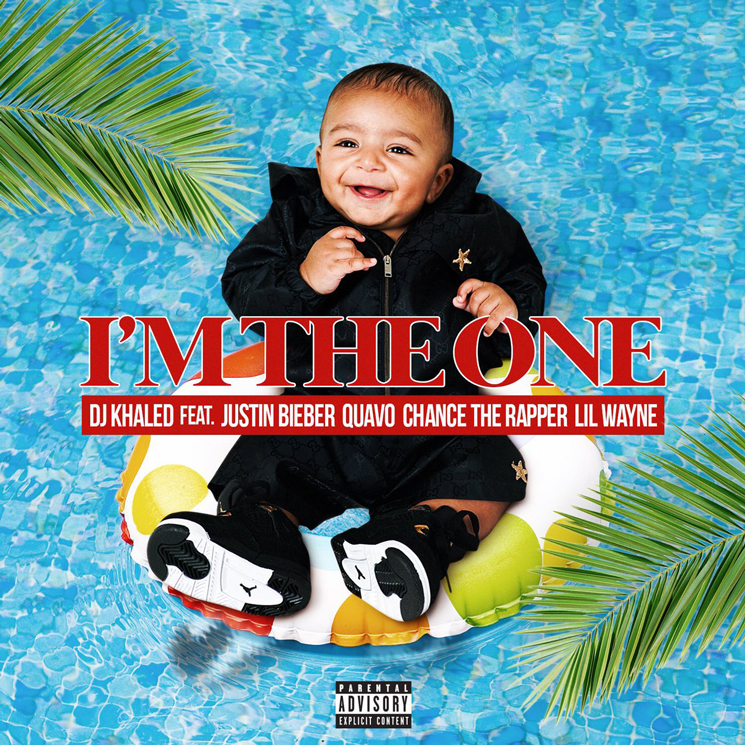 "DJ Khaled ""I'm the One"" (ft. Justin Bieber, Quavo, Chance the Rapper & Lil Wayne)"