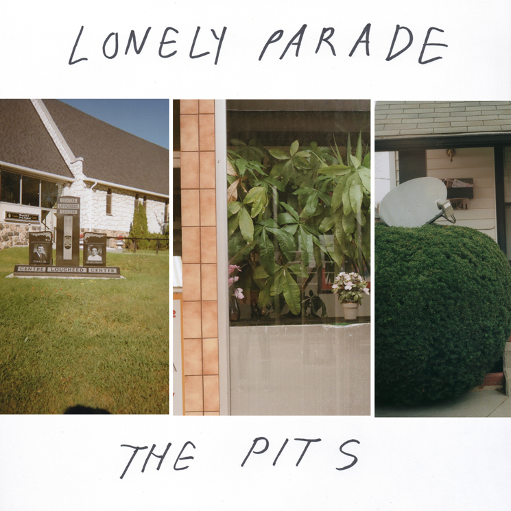 Lonely Parade Detail 'The Pits' LP