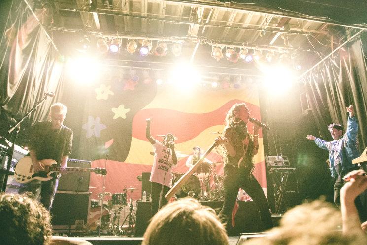 The Avalanches Phoenix Concert Theatre, Toronto ON, June 8
