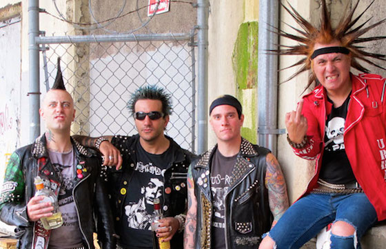 The Casualties' Calgary Concert Rebooked in Wake of Sexual Assault Allegations