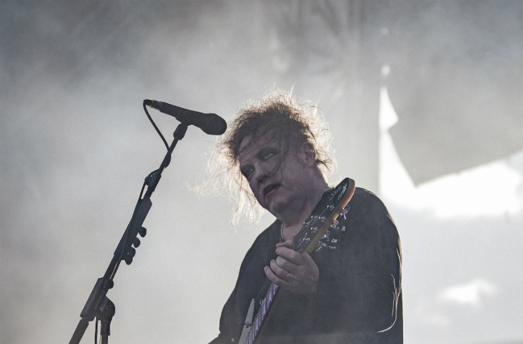 The Nova Scotia Government Accidentally Periscoped the Cure's Concert