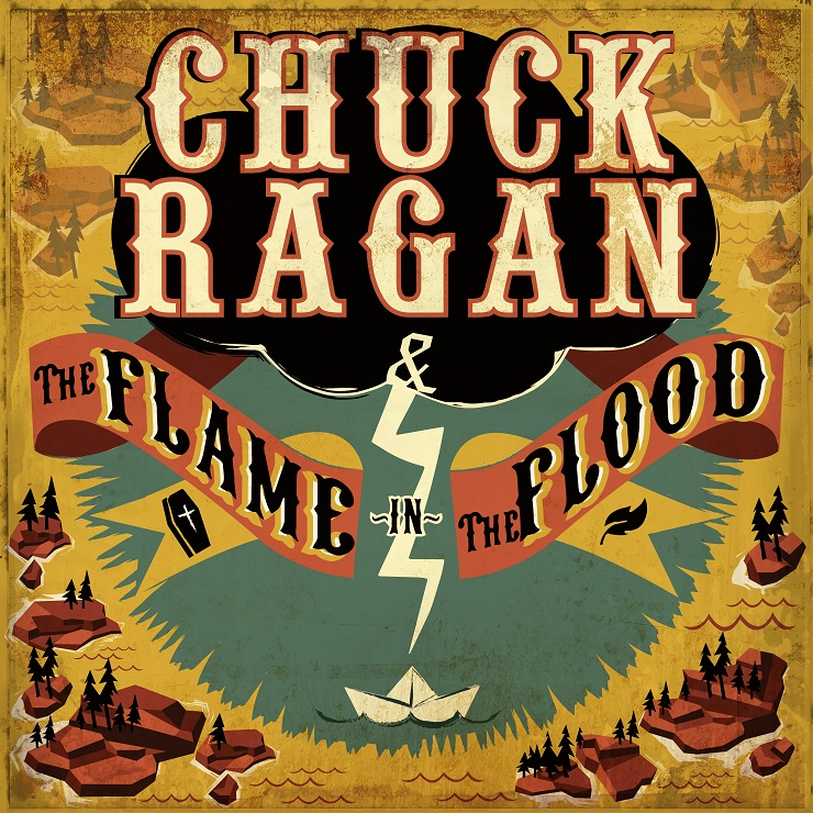 Chuck Ragan to Release 'The Flame in the Flood' Videogame Score