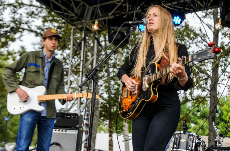 The Weather Station Main Stage, Field ON, July 23
