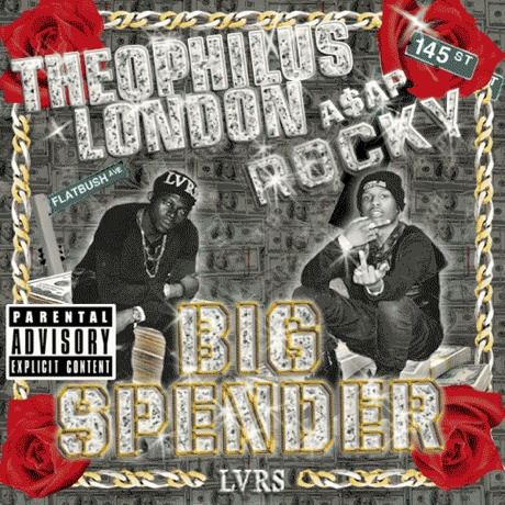 "Theophilus London ""Big Spender"" (ft. A$AP Rocky) / ""All Around the World"" (video)"