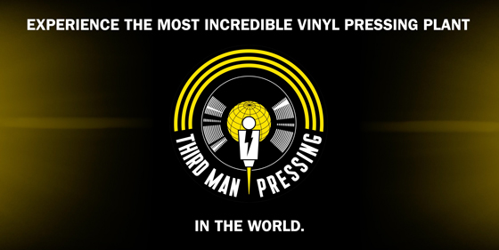 Third Man Records Is Opening 'the Most Incredible Vinyl Pressing Plant in the World'