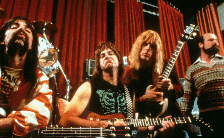 Spinal Tap Settles Lawsuit with Universal Music Group