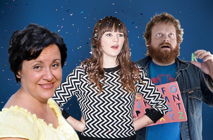Sara Hennessey, Garrett Jamieson and Sandra Battaglini Help Launch Comedy Records/Exclaim! Standup Showcase
