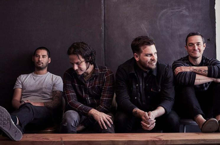 Thrice Sign to Epitaph, Share New Song