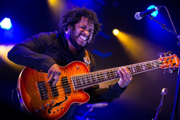 Thundercat Festival Main Stage, Halifax NS, July 16