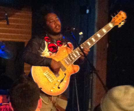 Thundercat Fortune Sound Club, Vancouver BC, November 16