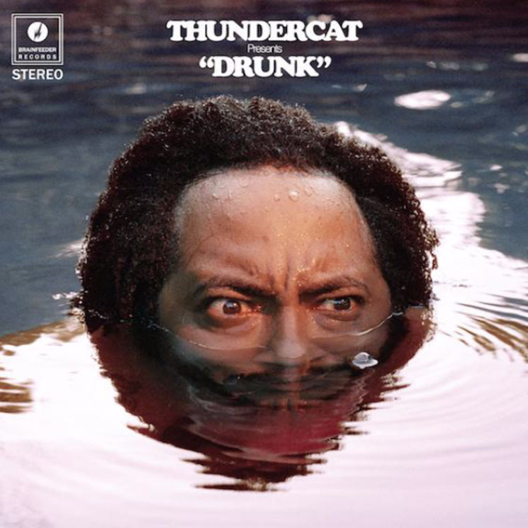 "Thundercat ""Walk on By"" (ft. Kendrick Lamar)"