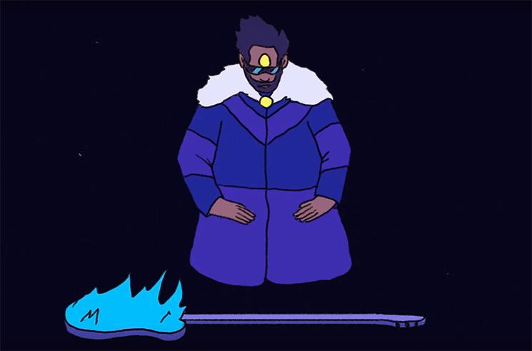 "Thundercat ""Song for the Dead"" (video)"