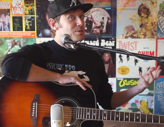 Thursday's Geoff Rickly Reveals His Childhood Obsession with Commercial Jingles