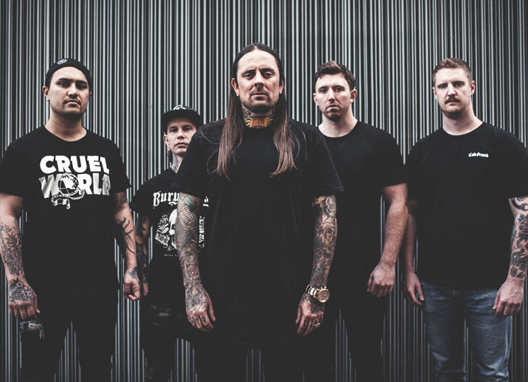 Five Things We Learned About Thy Art Is Murder's 'Dear Desolation' and the Return of CJ McMahon