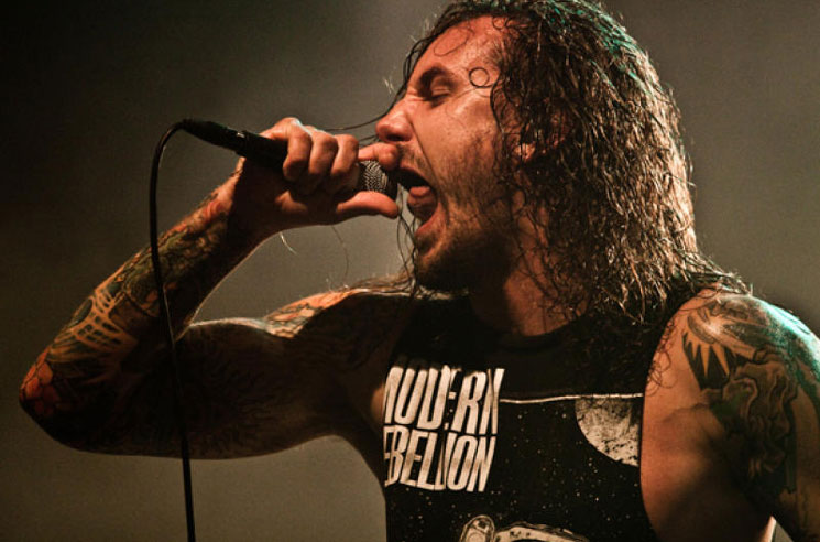 "As I Lay Dying's Tim Lambesis Issues Defensive New Statement: ""I Stand Against Who I Became in My Past"""